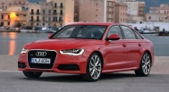 Audi A6 2018 Philippines Red
