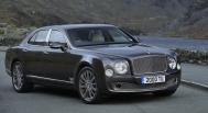 Bentley Mulsanne 2018 front