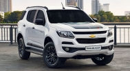 Chevrolet Trailblazer 2018 summit white