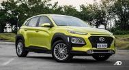 Hyundai Kona road test exterior front philippines