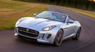 Jaguar F-Type Convertible 2018 Philippines open