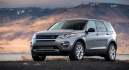 Land Rover Discovery Sport 2018 front