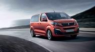 Peugeot Traveller 2018