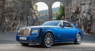 Rolls-Royce Phantom Coupe 2018 Philippines blue