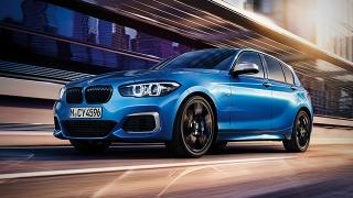2018 BMW 1-Series Hatchback Exterior Front