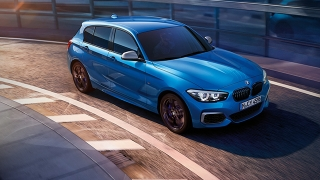 2018 BMW 1-Series Hatchback Exterior Front