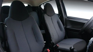 2018 BYD F0 front seats