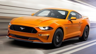 2018 Ford Mustang 5.0 GT Premium Front