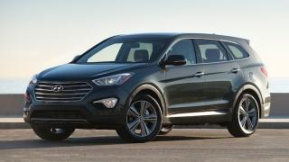 2018 Hyundai Grand Santa Fe exterior