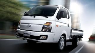 2018 Hyundai H100 front