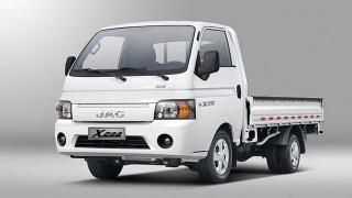 2018 JAC X200 front