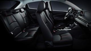 2018 Mazda 2 Hatchback cabin