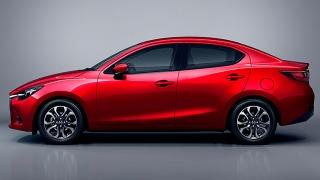 2018 Mazda 2 Sedan side