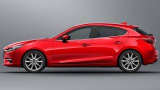 2018 Mazda 3 Hatchback side