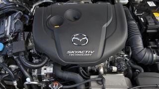 2018 Mazda 3 Sedan engine