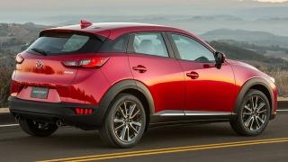 2018 Mazda CX-3 rear