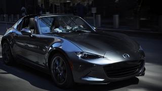 2018 Mazda MX-5 RF quarter