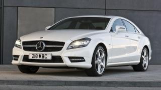 2018 Mercedes-Benz CLS-Class beauty