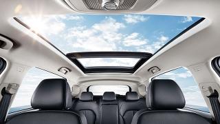 2018 MG RX5 sunroof