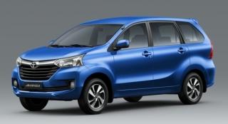 2018 Toyota Avanza Philippines