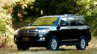 2018 Toyota Land Cruiser 200 Philippines Black