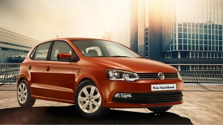 2018 Volkswagen Polo Hatch beauty