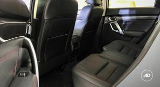 2019 BAIC BJ20 rear seats