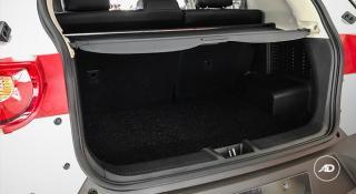 2019 BAIC BJ20 trunk