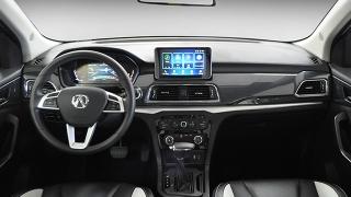 2019 BAIC M60 interior