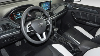 2019 BAIC M60 steering wheel