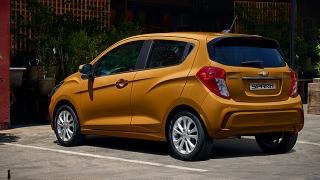 2019 Chevrolet Spark rear