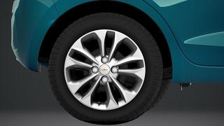 2019 Chevrolet Spark wheel