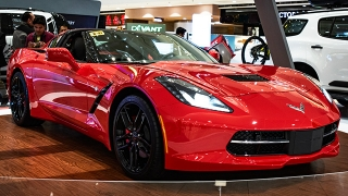 2019 Chevrolet Stingray