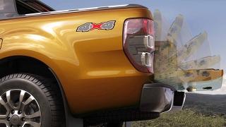 2019 Ford Ranger Tailgate Assist