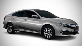 2019 Honda Civic 1.8