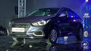 Hyundai Accent Sedan 1.4 GL CVT