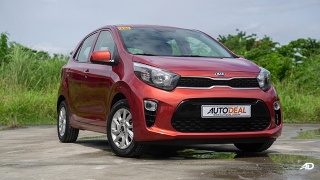 2019 Kia Picanto EX AT Philippines