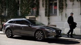 2019 Mazda 6 Sports Wagon