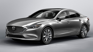 2019 Mazda6 Sedan