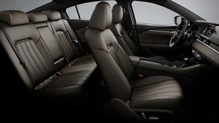 2019 Mazda6 Sedan cabin space