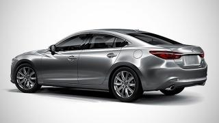 2019 Mazda6 Sedan rear