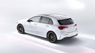 2019 Mercedes-Benz A-Class rear