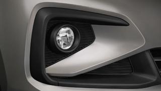 2019 Suzuki Ertiga fog lamps