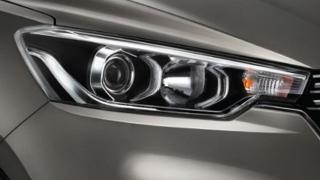 2019 Suzuki Ertiga headlights