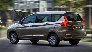 2019 Suzuki Ertiga rear