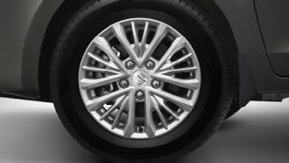 2019 Suzuki Ertiga wheel