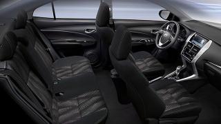 2019 Toyota Vios Philippines interior