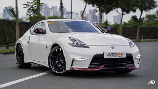 2020 370z NISMO right quarter