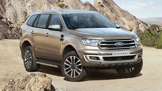 Ford Everest 3.2 Titanium+ 4x4 AT Premium Package