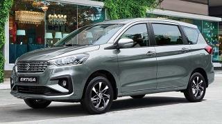 2020 Suzuki Ertiga refresh press photo